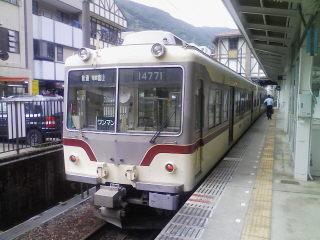 富山地鉄14760系