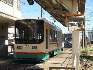 富山地鉄8000系